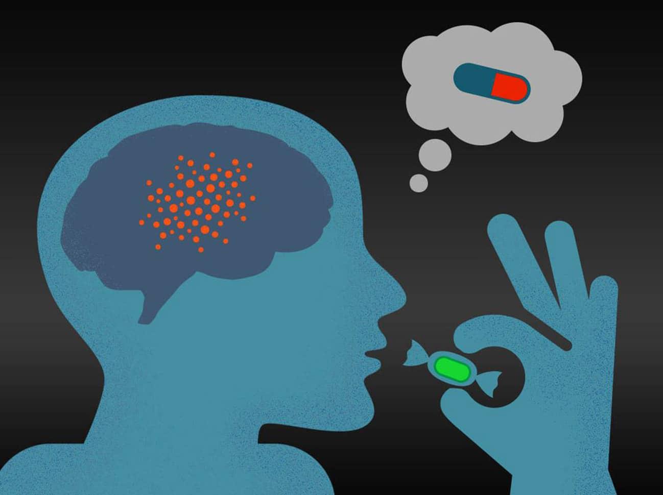 Se o placebo não for o comprimido, então o que pode ser?