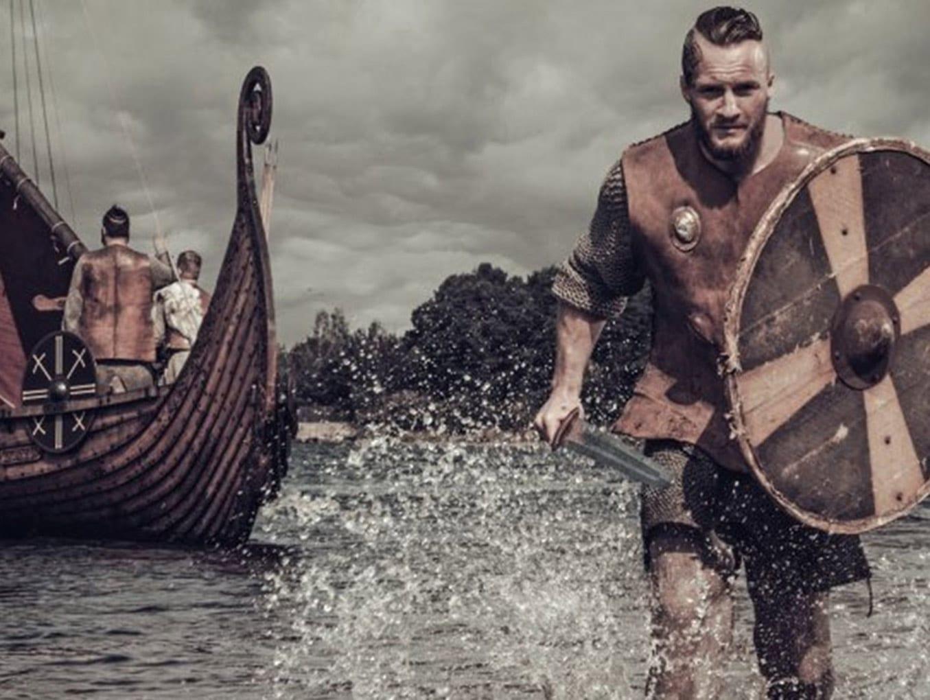 Os vikings e a dor lombar crônica? Tudo a ver.